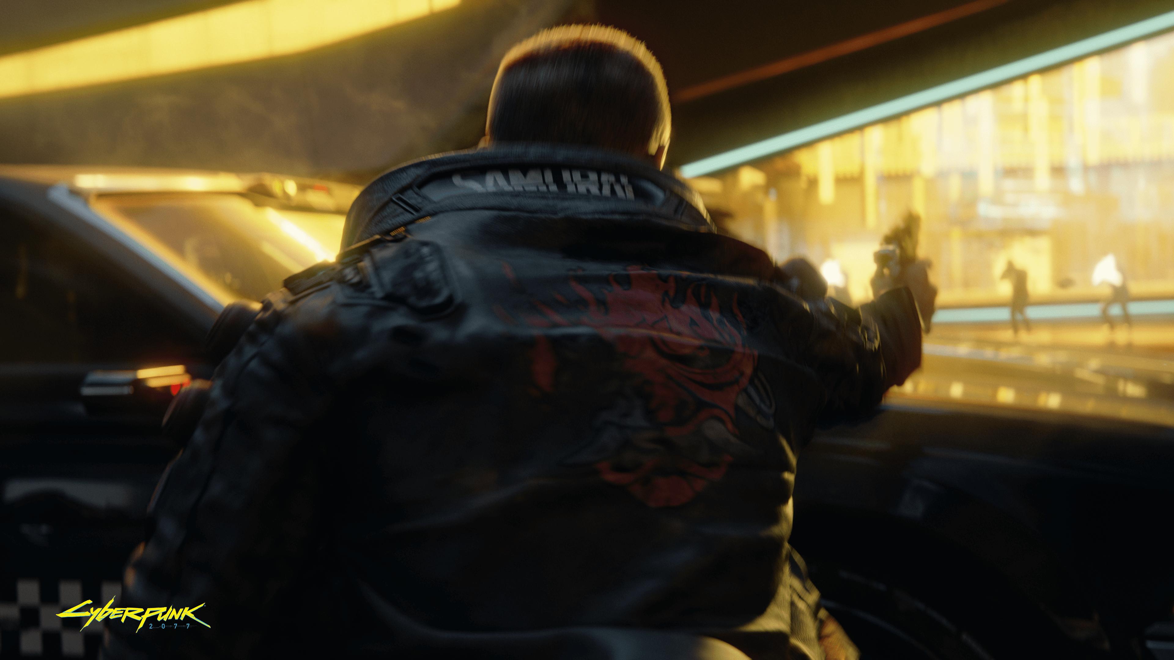 Cyberpunk 2077 Hauptcharakter